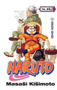 Obálka titulu Naruto 14: Souboj stínů