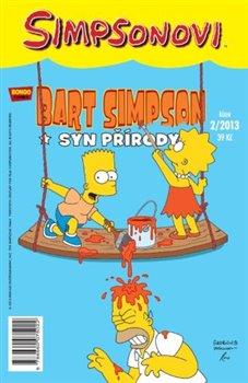 Obálka titulu Bart Simpson 2 (2/2013): Syn přírody