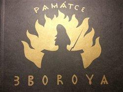 Obálka titulu Památce pětiletého výročí bitvy u Zborova