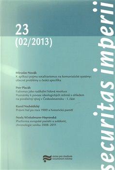 Obálka titulu Securitas Imperii 23 (02/2013)