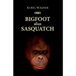 Obálka titulu Bigfoot alias Sasquatch