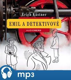 Obálka titulu Emil a detektivové