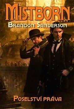 Obálka titulu Mistborn 4: Poselství práva