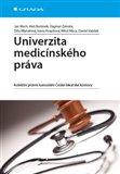 Obálka knihy Univerzita medicínského práva