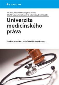 Obálka titulu Univerzita medicínského práva