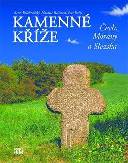 Obálka titulu Kamenné kříže Čech, Moravy a Slezska