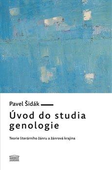 Obálka titulu Úvod do studia genologie