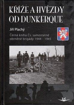 Obálka titulu Kříže a hvězdy od Dunkerque