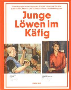 Obálka titulu Junge Löwen im Käfig