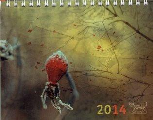Kalendář Daniel Reynek 2014 - stolní