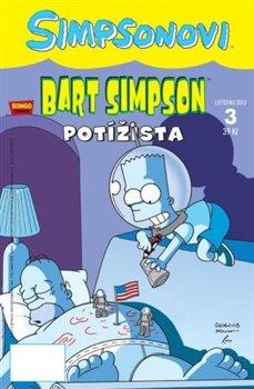 Obálka titulu Bart Simpson 3 (3/2013): Potížista