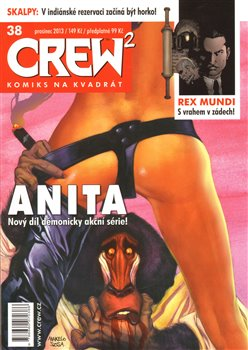 Obálka titulu Crew2 38