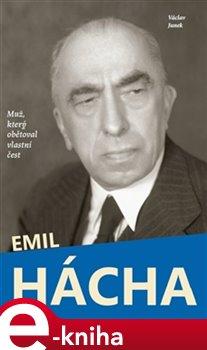 Obálka titulu Emil Hácha