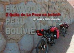 Obálka titulu Z Quita do La Pazu na kolech