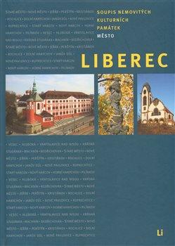 Obálka titulu Soupis nemovitých kulturních památek – město Liberec 2. díl