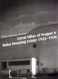 Obálka titulu Great Villas of Prague 6