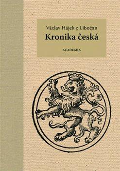 Obálka titulu Kronika česká