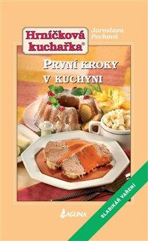Obálka titulu První kroky v kuchyni