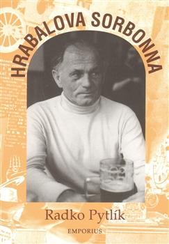 Obálka titulu Hrabalova Sorbonna
