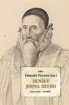 Obálka titulu Deníky Johna Deeho