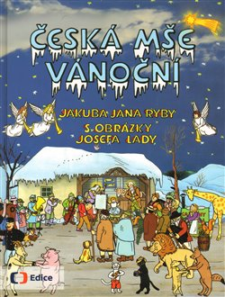 Obálka titulu Česká mše vánoční