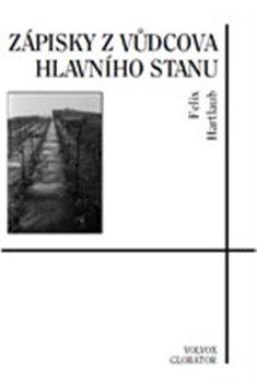 Obálka titulu Zápisky z Vůdcova Hlavního stanu