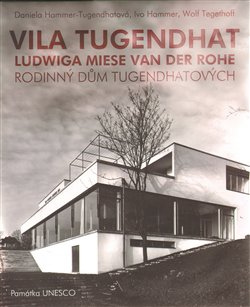 Obálka titulu Vila Tugendhat