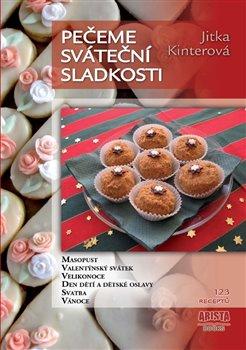 Obálka titulu Pečeme sváteční sladkosti