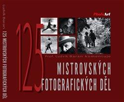 Obálka titulu 125 mistrovských fotografických děl