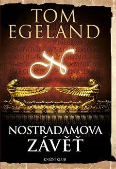Obálka titulu Nostradamova závěť