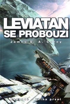 Obálka titulu Leviatan se probouzí