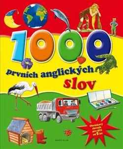 Obálka titulu 1000 prvních anglických slov