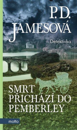 Smrt přichází do Pemberley - Phyllis Dorothy Jamesová | Booksquad.ink