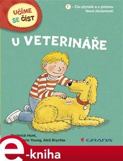 Obálka titulu U veterináře