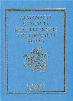 Obálka titulu Almanach českých šlechtických a rytířských rodů 2020