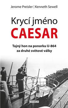 Obálka titulu Krycí jméno Caesar
