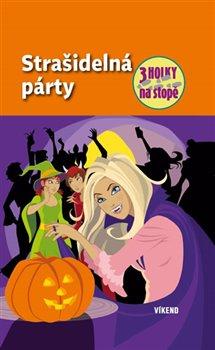 Obálka titulu Strašidelná párty