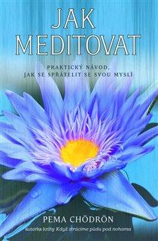 Obálka titulu Jak meditovat