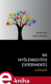Obálka titulu 100 myšlenkových experimentů ve filozofii