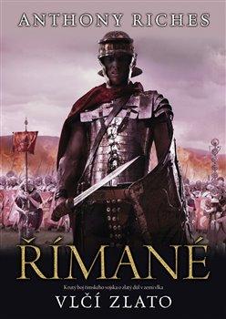 Obálka titulu Římané: Vlčí zlato