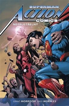 Obálka titulu Superman Action comics 2: Neprůstřelný