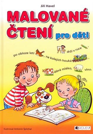 Malované čtení pro děti