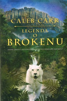 Obálka titulu Legenda o Brokenu