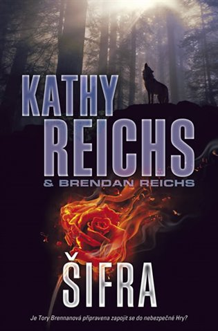Šifra - Brendan Reichs, | Booksquad.ink
