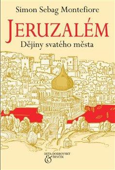 Obálka titulu Jeruzalém