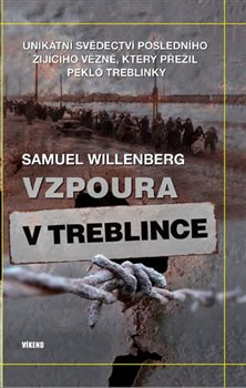 Obálka titulu Vzpoura v Treblince