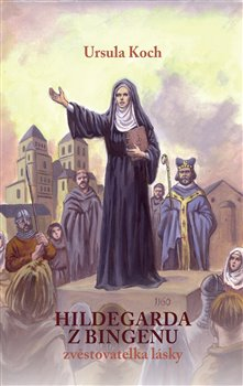 Obálka titulu Hildegarda z Bingenu