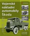 Obálka knihy Vojenské nákladní automobily Škoda
