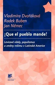 Obálka titulu Que el pueblo mande!