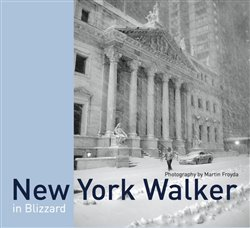 Obálka titulu New York Walker